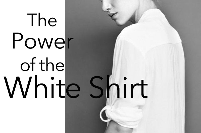 White Shirt Title
