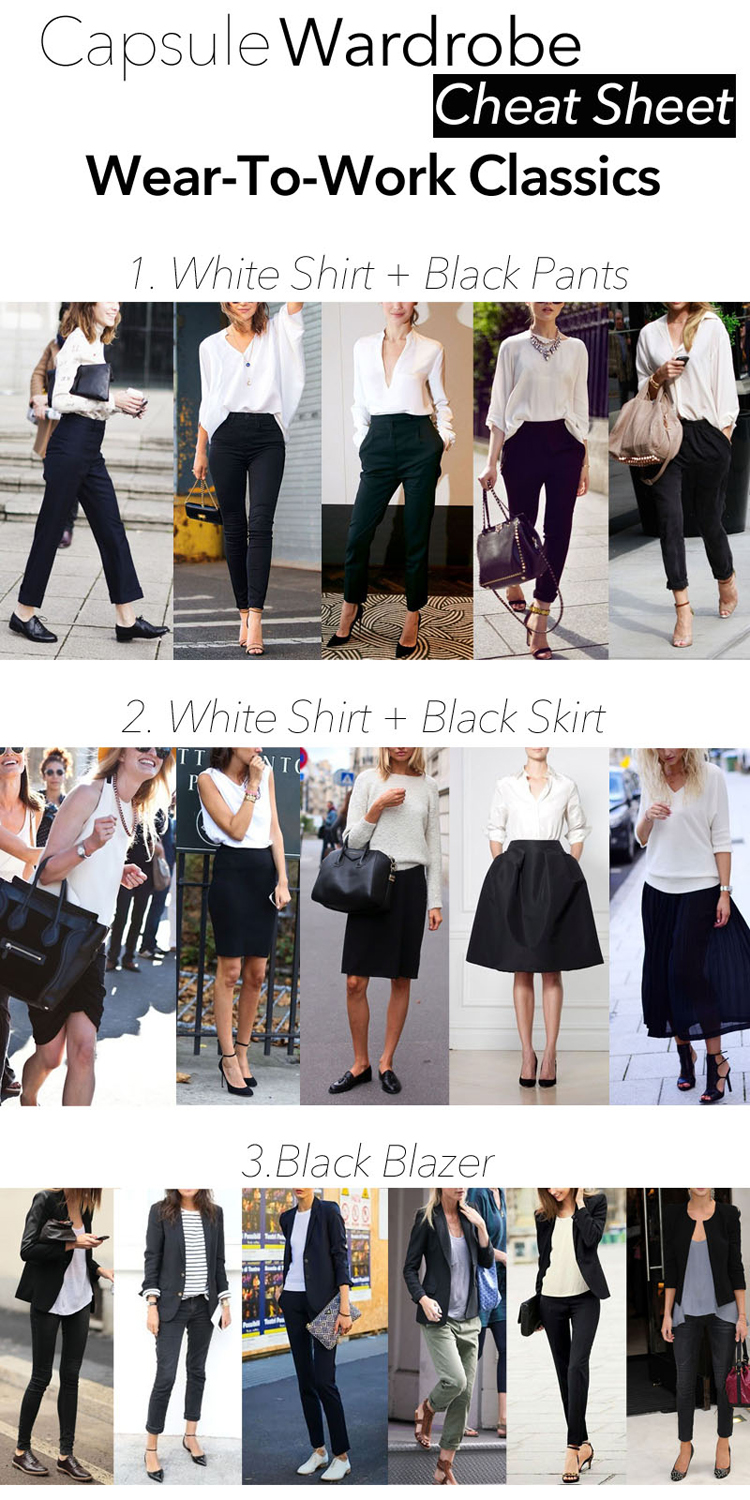 Wear to work style ideas