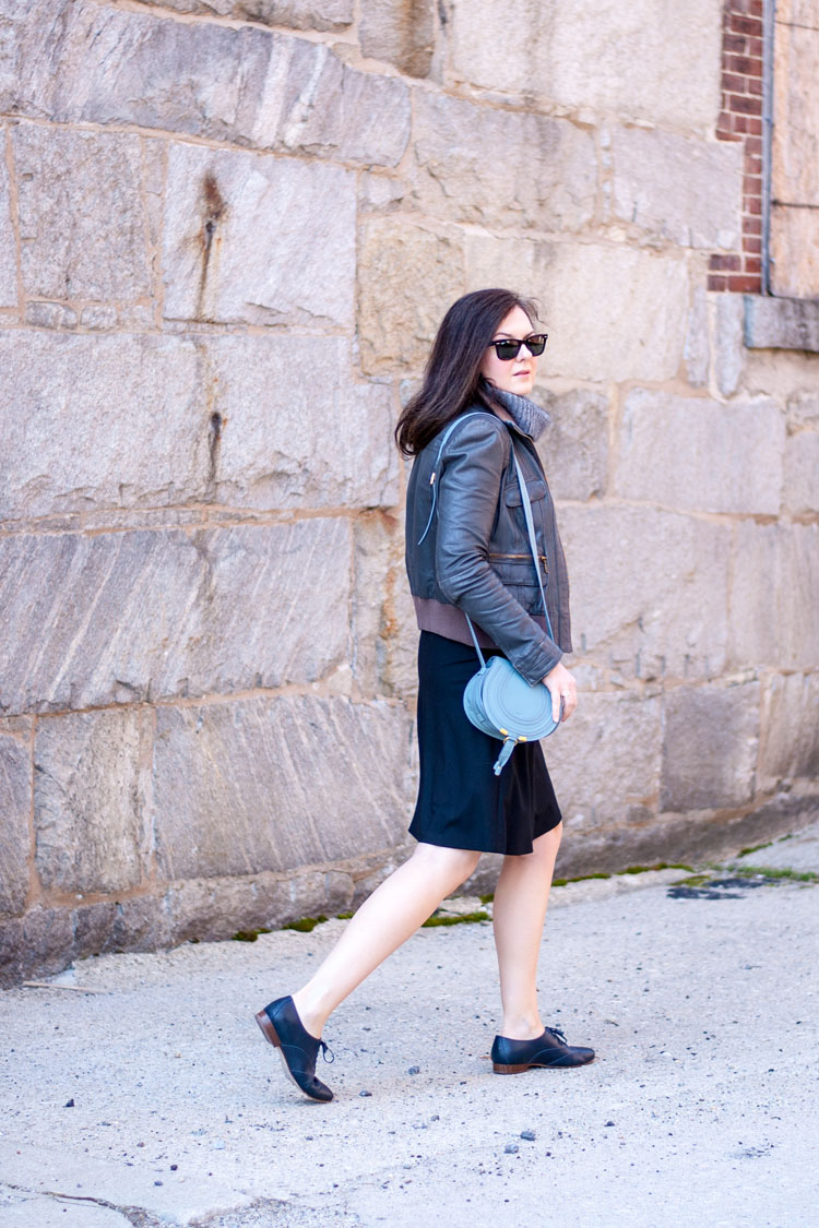 street style chloe bag