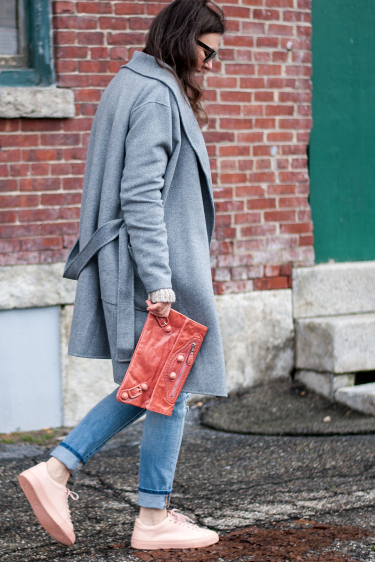 Where to buy guide for blush sneakers